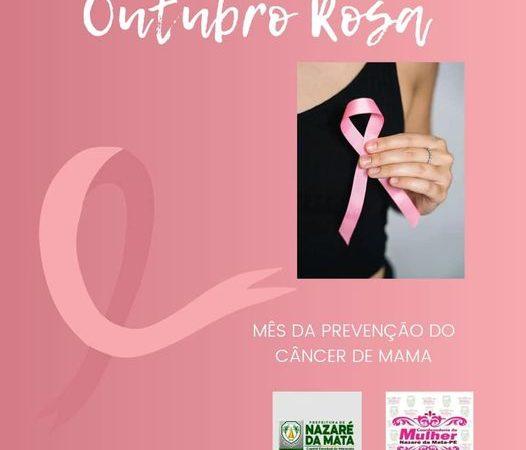 Abrace o Outubro Rosa e declare o seu amor por você mesma e para todas as mulheres importantes da sua vida! Outubro Rosa: mais que um toque, um ato de amor-próprio! Juntas somos ainda mais fortes! Todas unidas contra o Câncer de Mama!